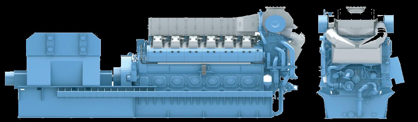 Gas / Diesel Generators